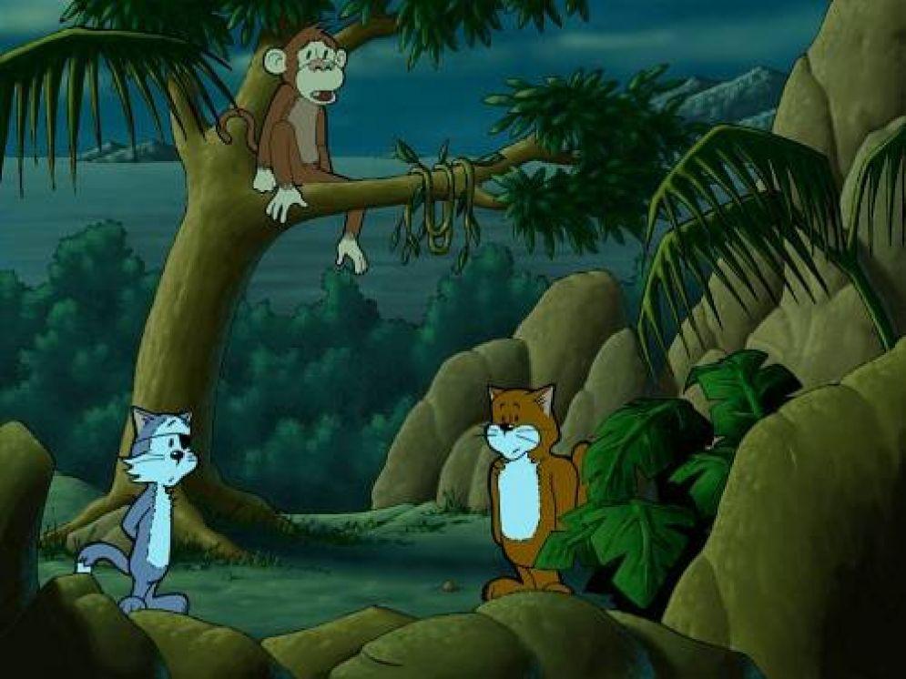 Screenshot ze hry Juniper Crescent - The Sapphire Claw - Recenze-her.cz