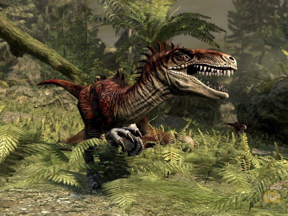 Screenshot ze hry Jurassic The Hunted - Recenze-her.cz