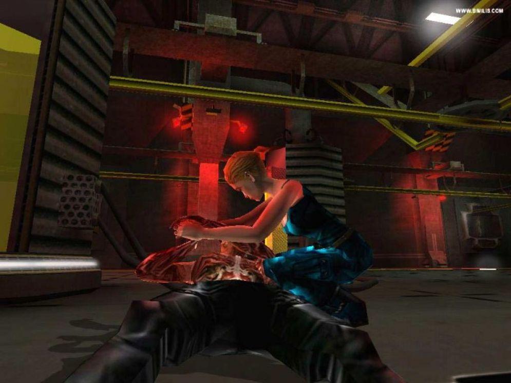 Screenshot ze hry K.Hawk: Survival Instinct - Recenze-her.cz