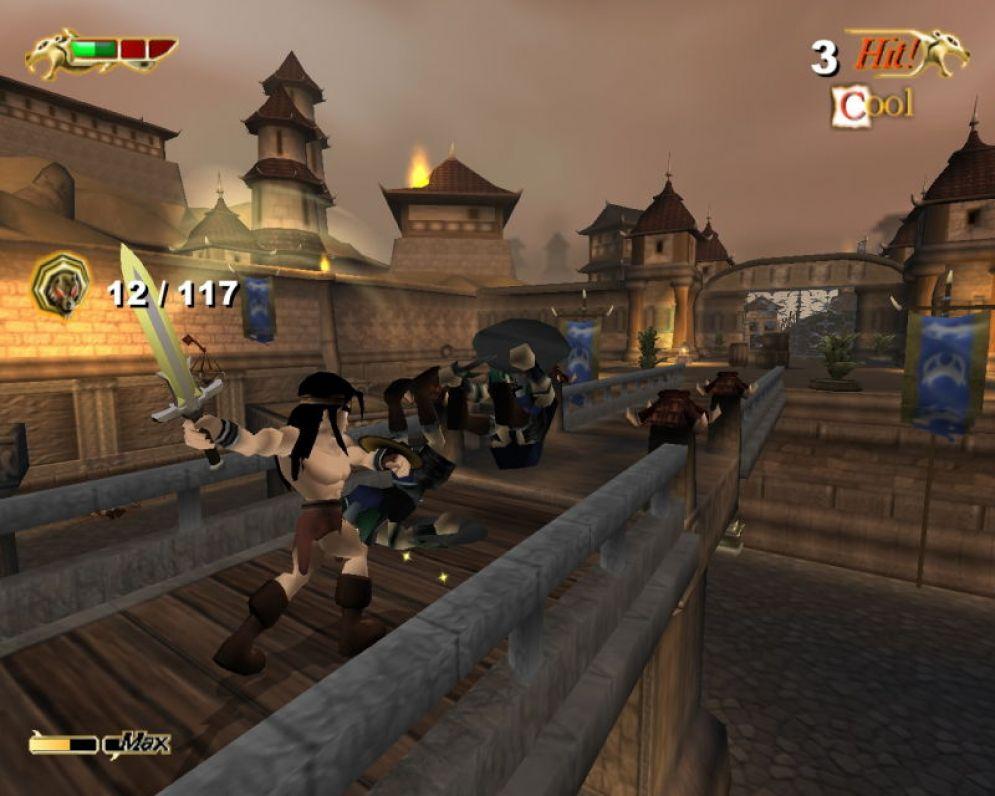 Screenshot ze hry Kaan: Barbarian´s Blade - Recenze-her.cz