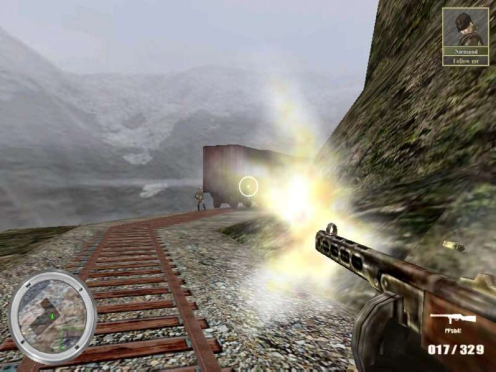 Screenshot ze hry Karma: Immortality - Recenze-her.cz