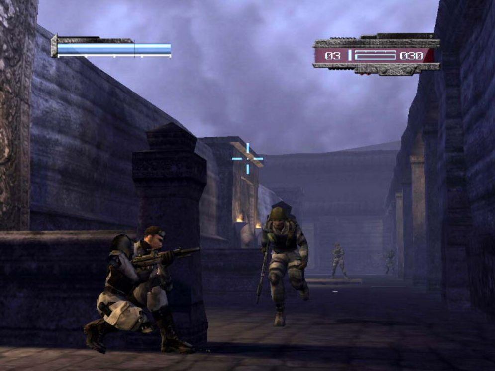 Screenshot ze hry kill.switch - Recenze-her.cz