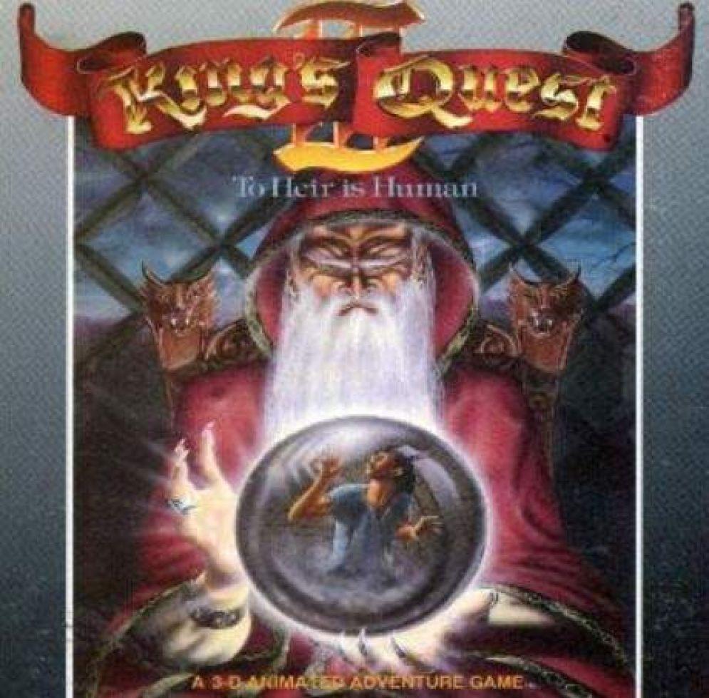 Screenshot ze hry King´s Quest 3: To Heir Is Human - Recenze-her.cz