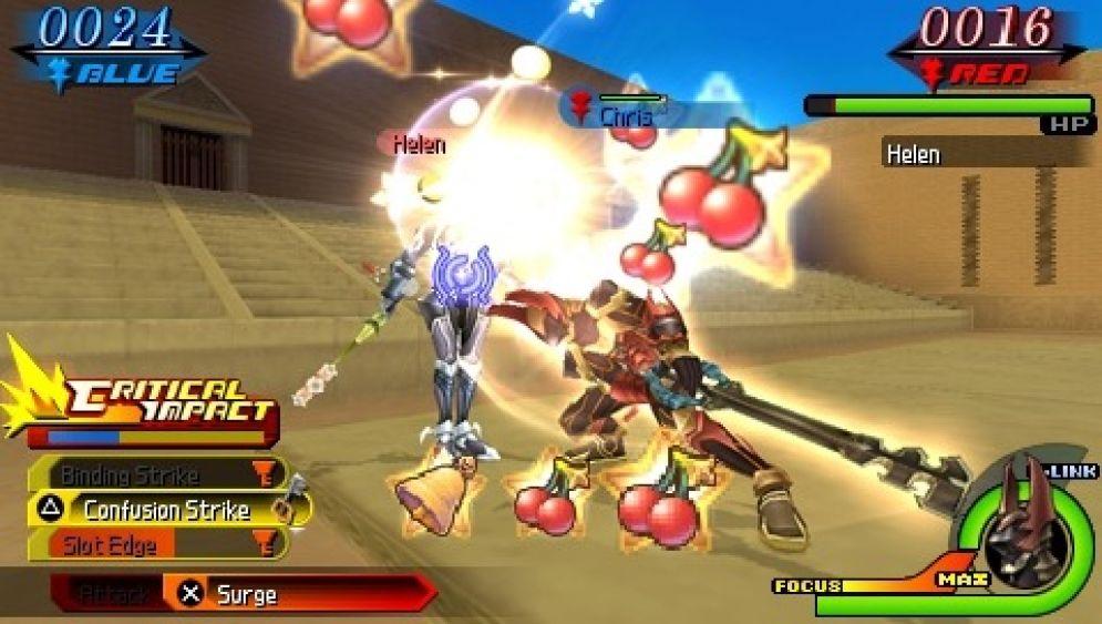 Screenshot ze hry Kingdom Hearts: Birth by Sleep - Recenze-her.cz