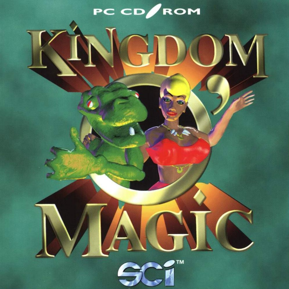 Screenshot ze hry Kingdom of Magic - Recenze-her.cz