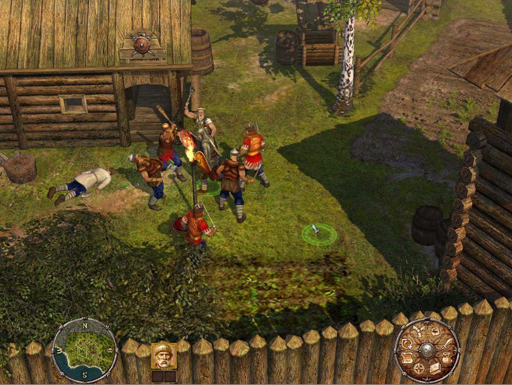 Screenshot ze hry Konung 3 - Recenze-her.cz