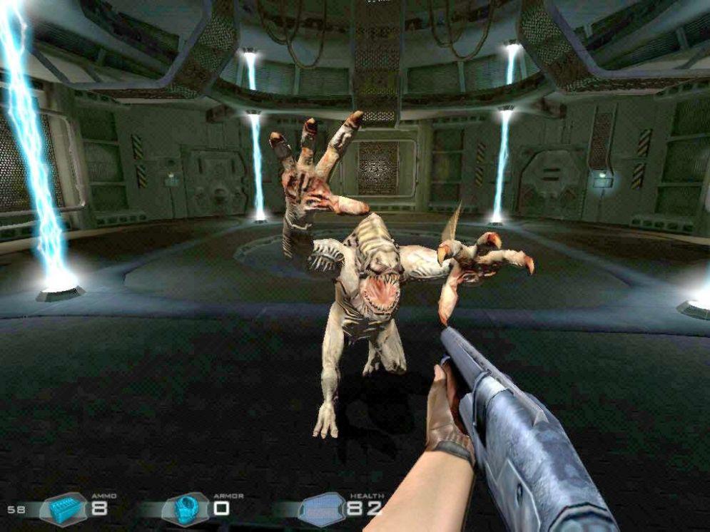 Screenshot ze hry Kreed - Recenze-her.cz