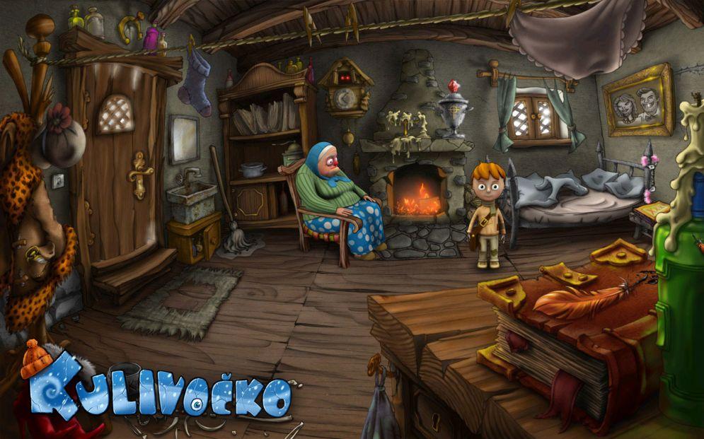 Screenshot ze hry Kulivočko - Recenze-her.cz