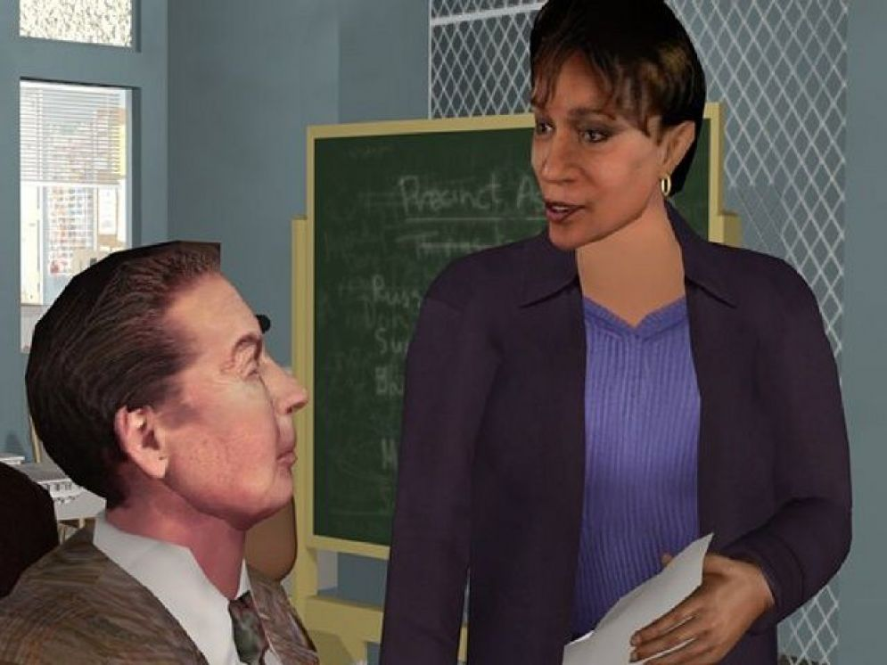 Screenshot ze hry Law and Order 2: Double or Nothing - Recenze-her.cz