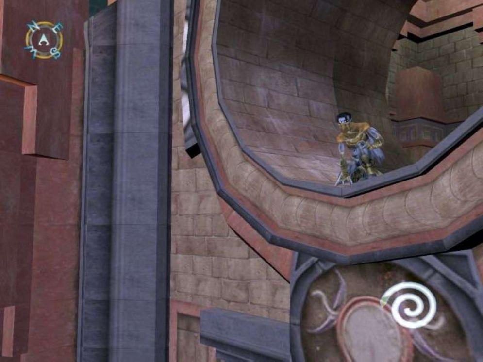 Screenshot ze hry LEGACY OF KAIN: SOUL REAVER 2 - Recenze-her.cz