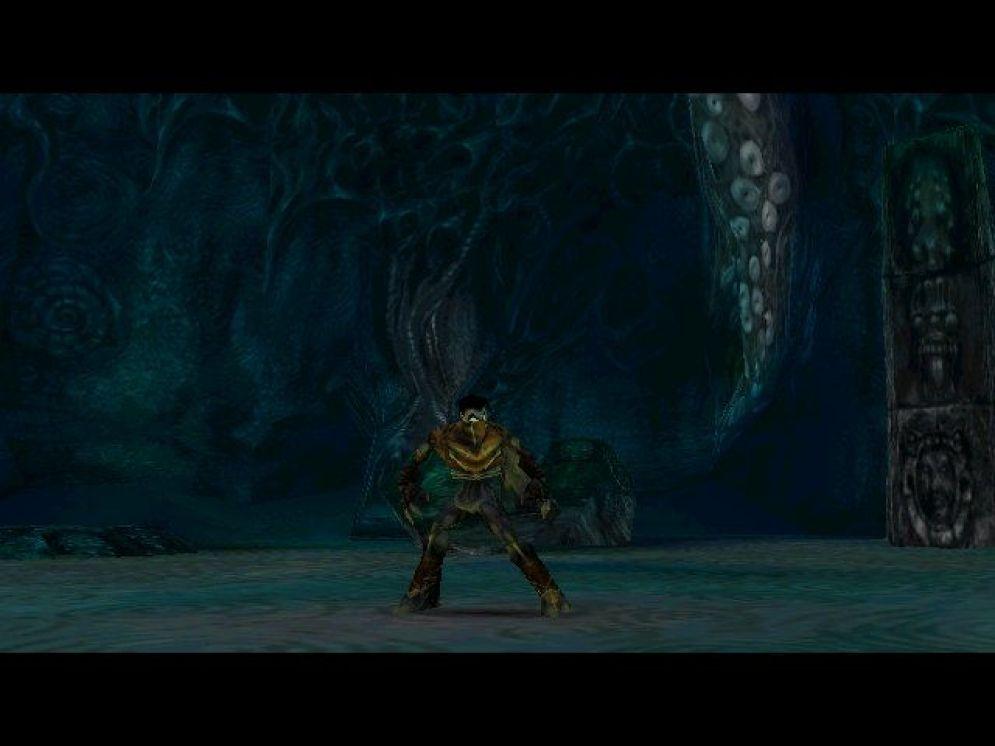 Screenshot ze hry Legacy of Kain: Soul Reaver - Recenze-her.cz