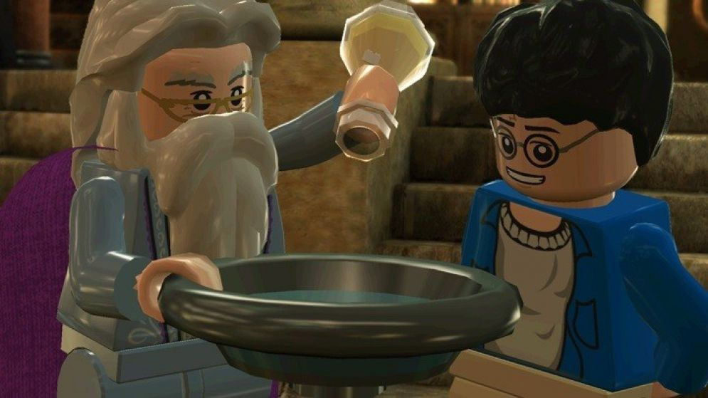 Screenshot ze hry LEGO Harry Potter: Years 5-7 - Recenze-her.cz