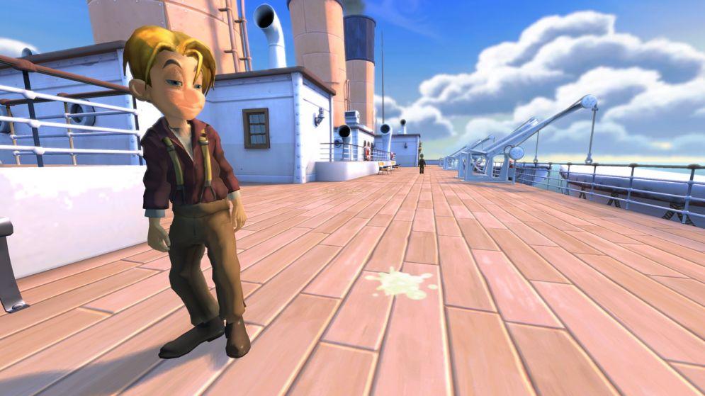 Screenshot ze hry Leisure Suit Larry: Box Office Bust - Recenze-her.cz