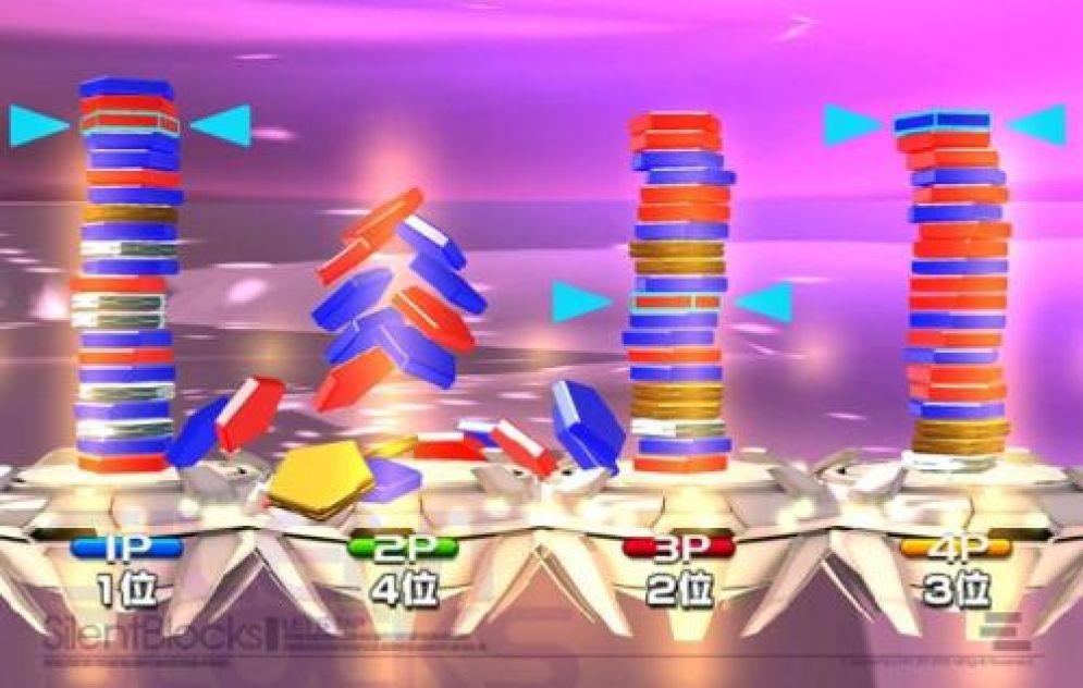 Screenshot ze hry Let's Tap - Recenze-her.cz