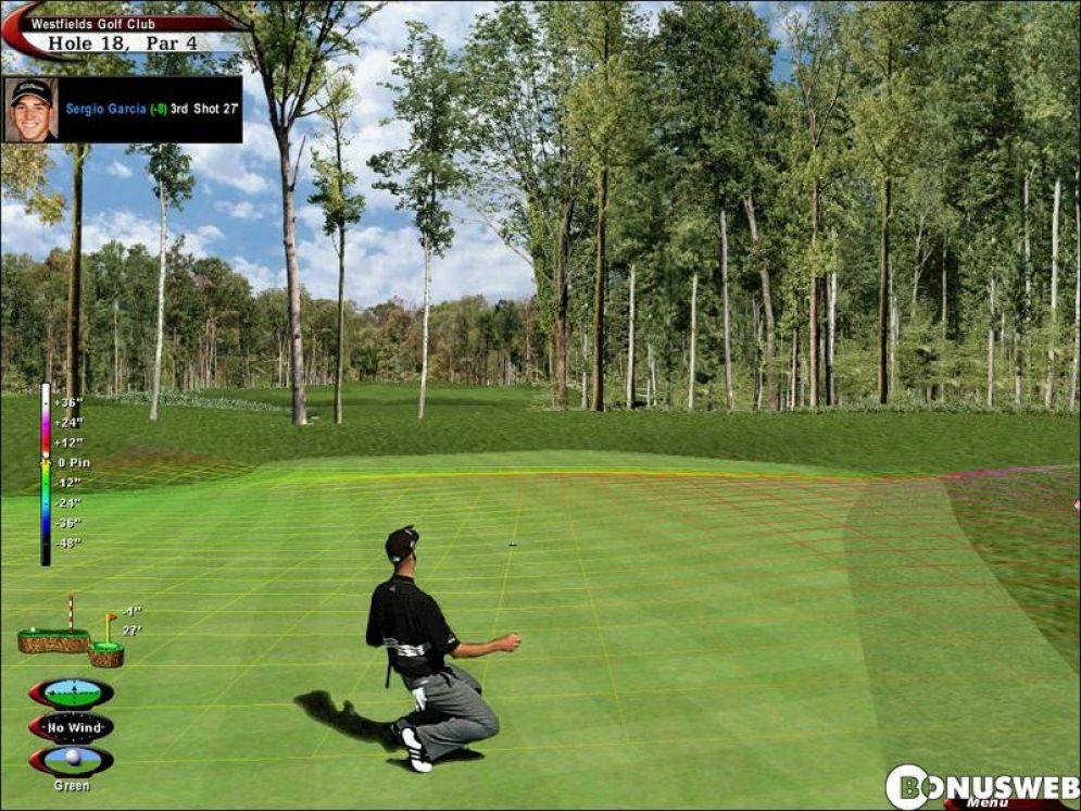 Screenshot ze hry Links 2001 - Recenze-her.cz