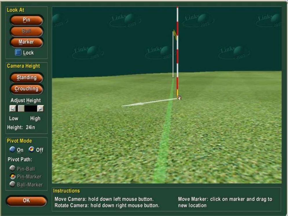 Screenshot ze hry Links 2003 - Recenze-her.cz