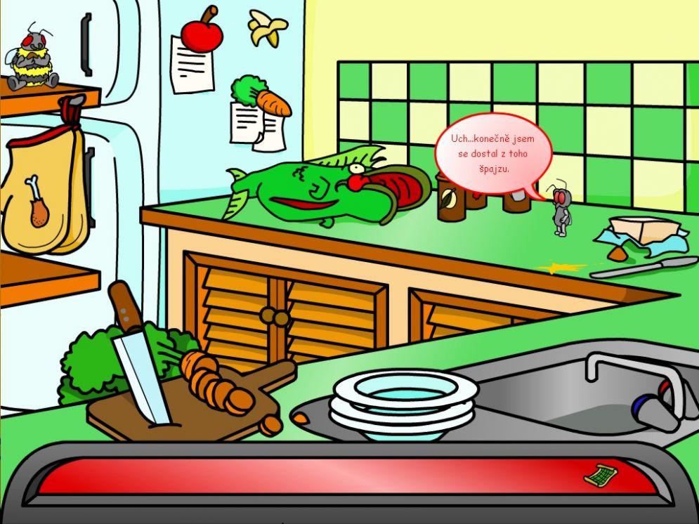 Screenshot ze hry Little World - Recenze-her.cz