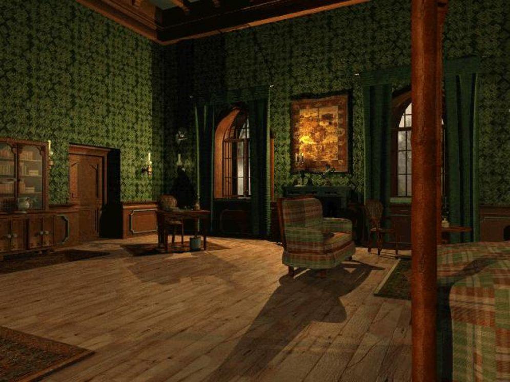 Screenshot ze hry Loch Ness - Recenze-her.cz
