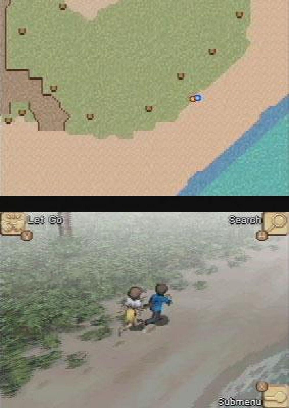 Screenshot ze hry Lost in Blue 2 - Recenze-her.cz