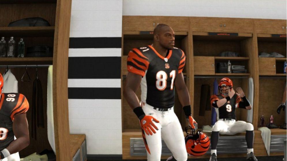 Screenshot ze hry Madden NFL 11 - Recenze-her.cz