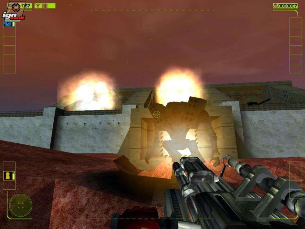 Screenshot ze hry MARCH!: Offworld Recon - Recenze-her.cz