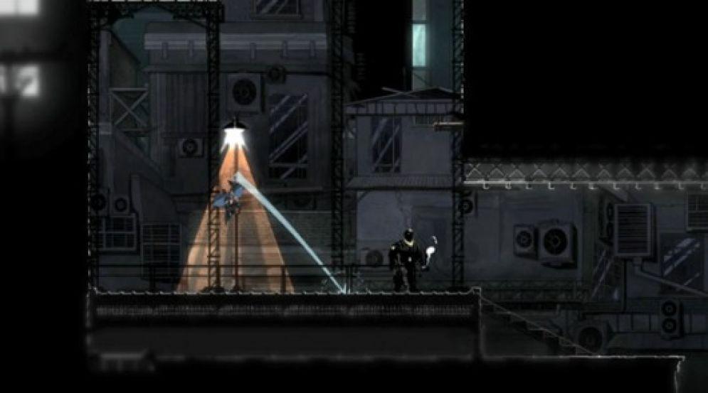 Screenshot ze hry Mark of the Ninja - Recenze-her.cz