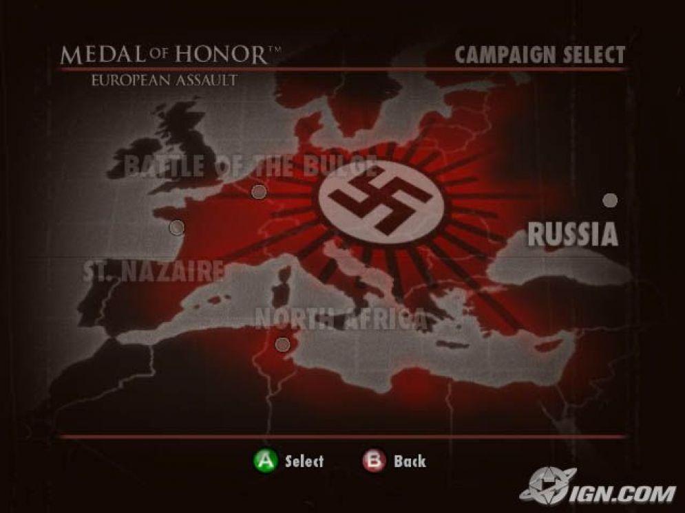 Screenshot ze hry Medal of Honor: European Assault  - Recenze-her.cz