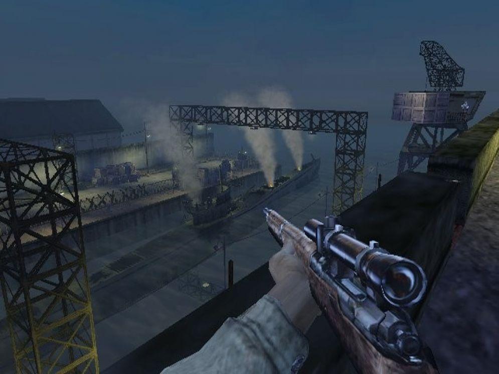 Screenshot ze hry Medal of Honor: Frontline - Recenze-her.cz