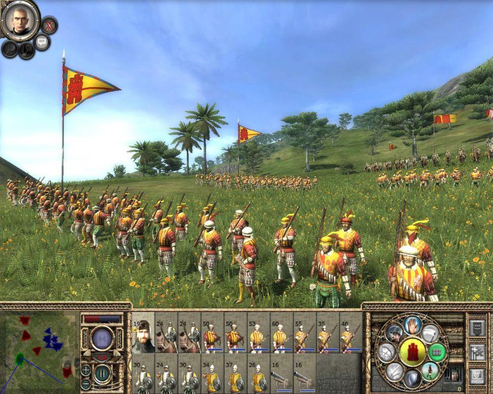 Screenshot ze hry Medieval II: Total War Kingdoms - Recenze-her.cz