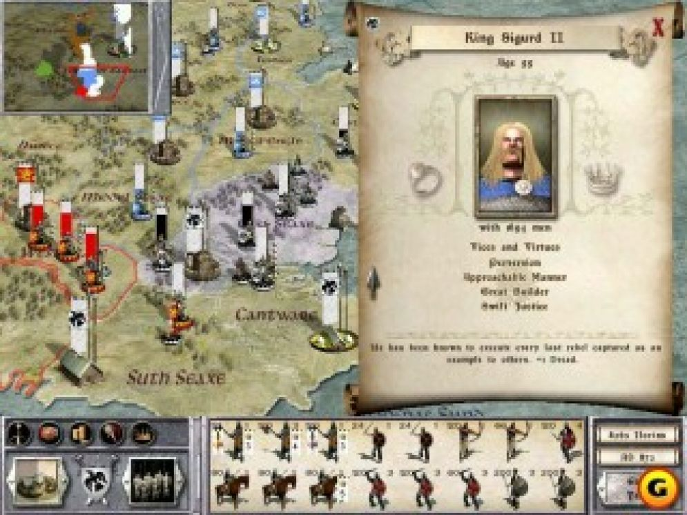 Screenshot ze hry Medieval: Total War Battle Collection - Recenze-her.cz