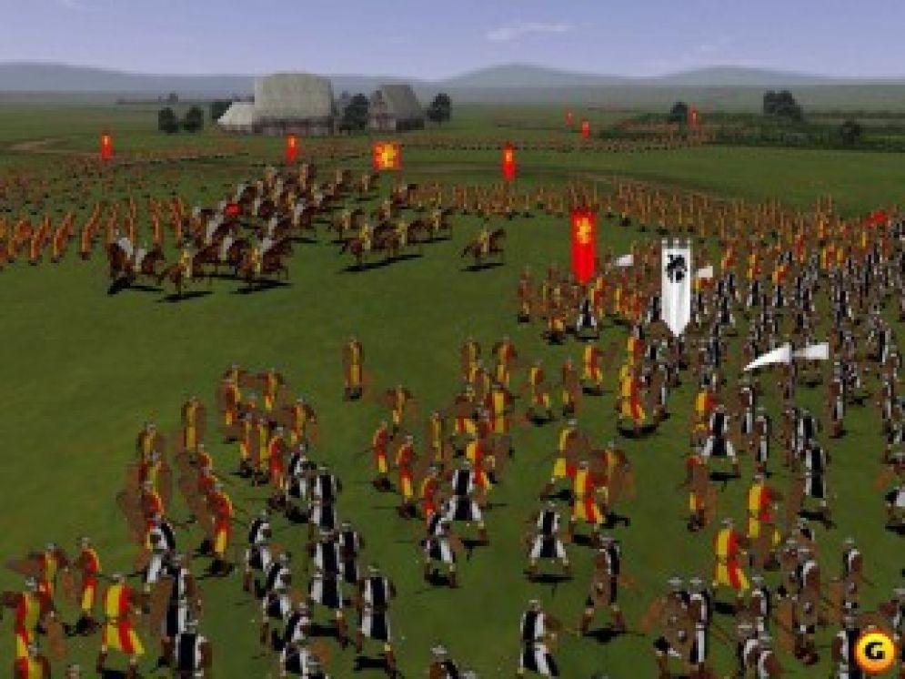 Screenshot ze hry Medieval: Total War Battle Collection - Recenze-her.cz