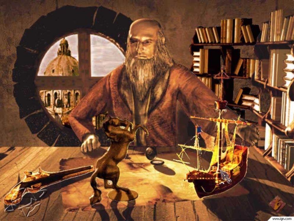 Screenshot ze hry Merchant Prince 2 - Recenze-her.cz