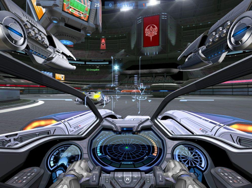 Screenshot ze hry Metal Drift - Recenze-her.cz