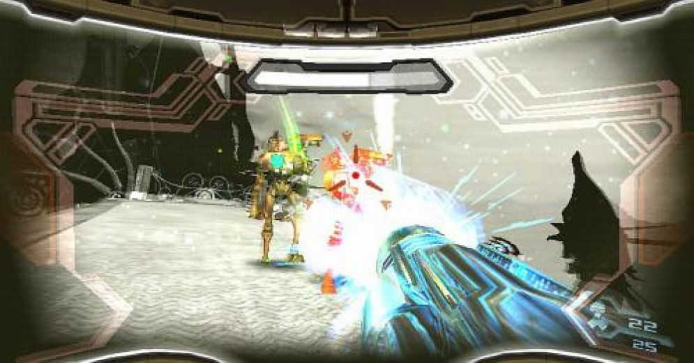 Screenshot ze hry Metroid Prime Trilogy - Recenze-her.cz