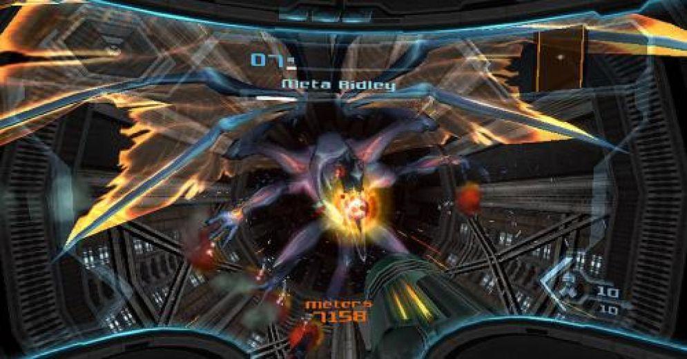 Screenshot ze hry Metroid Prime Trilogy - Recenze-her.cz