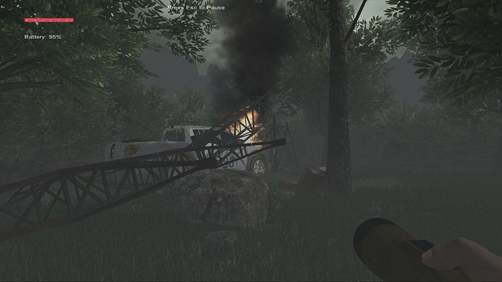 Screenshot ze hry Middle of Nowhere - Recenze-her.cz