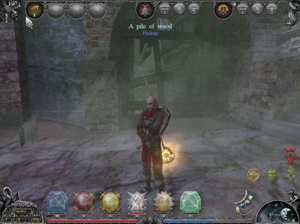 Screenshot ze hry Mistmare - Recenze-her.cz