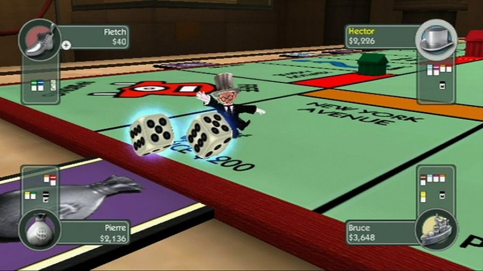 Screenshot ze hry Monopoly Streets - Recenze-her.cz