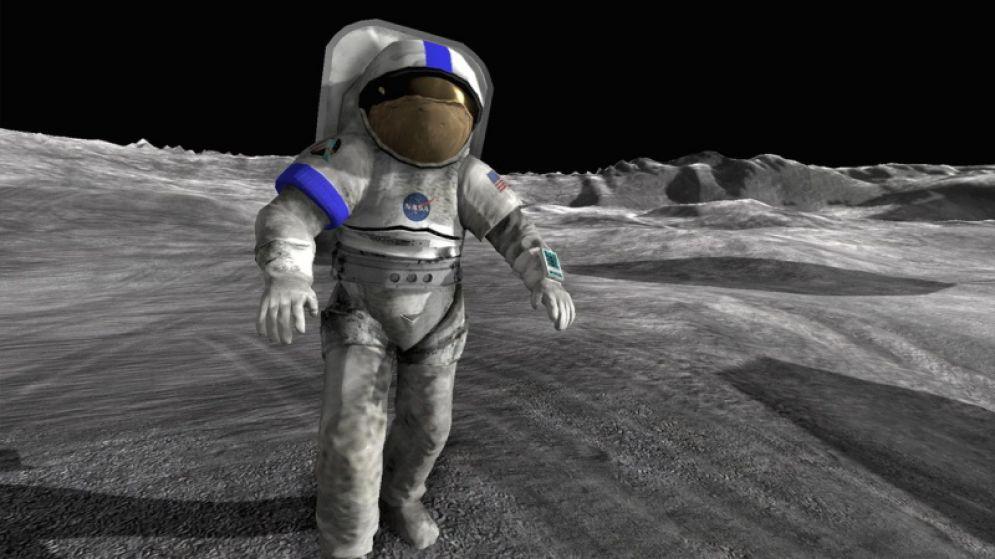 Screenshot ze hry Moonbase Alpha - Recenze-her.cz