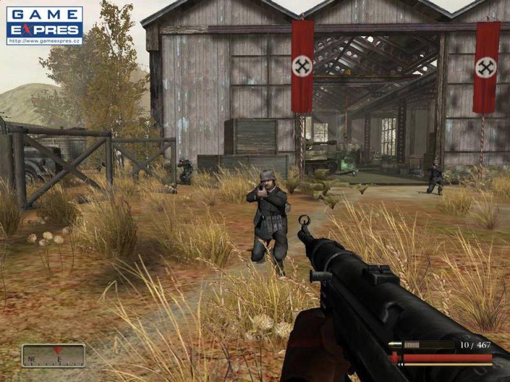 Screenshot ze hry Mortyr 3 - Recenze-her.cz
