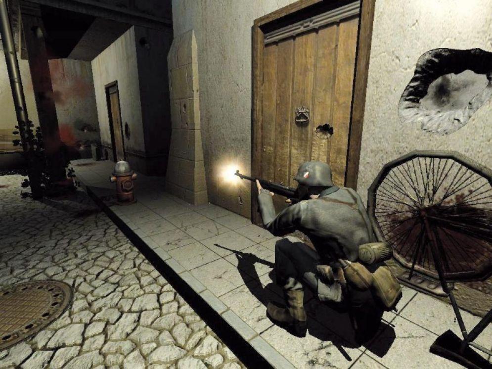 Screenshot ze hry Mortyr 4: Operation ThunderStorm - Recenze-her.cz