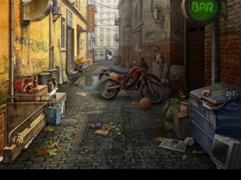 Screenshot ze hry Murder in New York - Recenze-her.cz