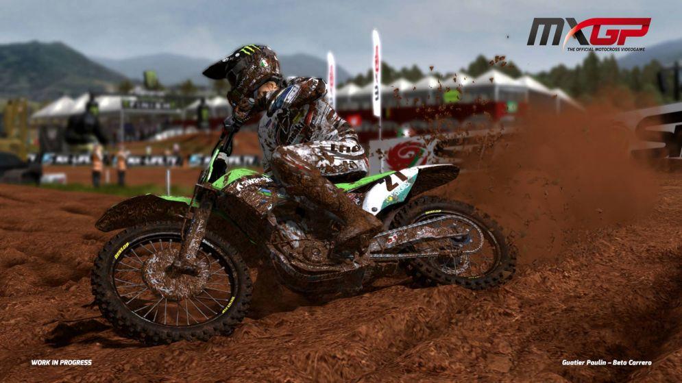 Screenshot ze hry MXGP: The Official Motocross Videogame - Recenze-her.cz