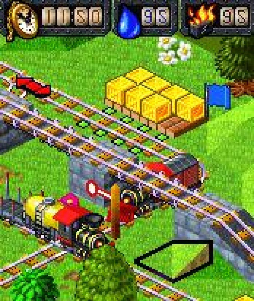 Screenshot ze hry My Model Train - Recenze-her.cz