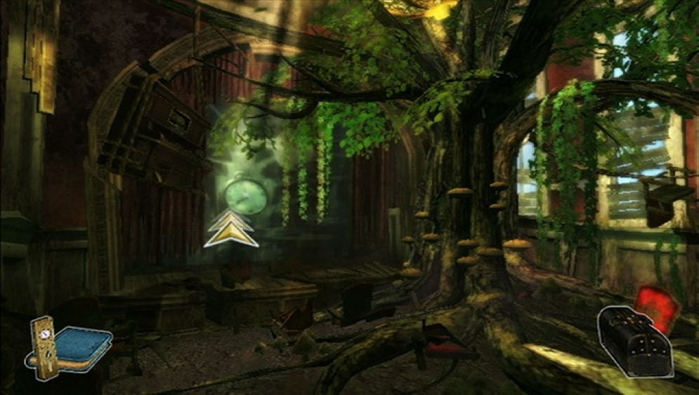Screenshot ze hry Mystery Case Files: The Malgrave Incident - Recenze-her.cz