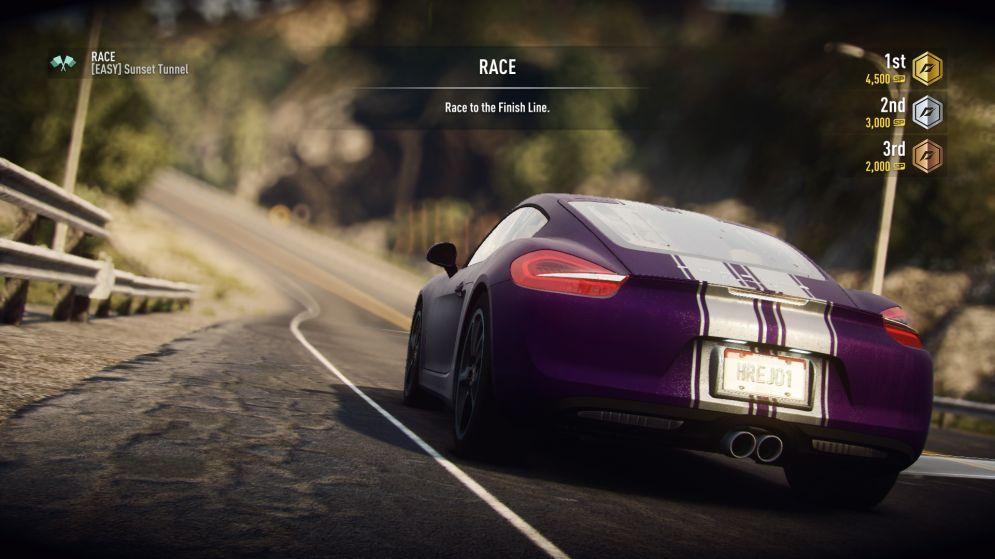 Screenshot ze hry Need For Speed: Rivals - Recenze-her.cz