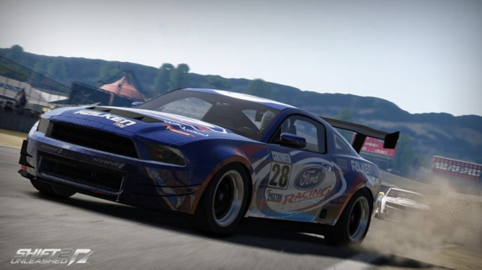 Screenshot ze hry Need for Speed: Shift 2 Unleashed - Recenze-her.cz