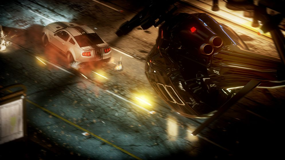 Screenshot ze hry Need for Speed: The Run - Recenze-her.cz