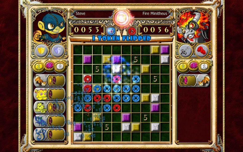Screenshot ze hry Neopets: Puzzle Adventure - Recenze-her.cz