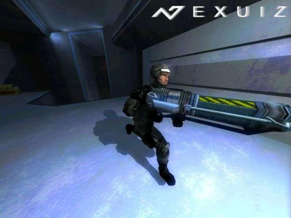 Screenshot ze hry Nexuiz - Recenze-her.cz